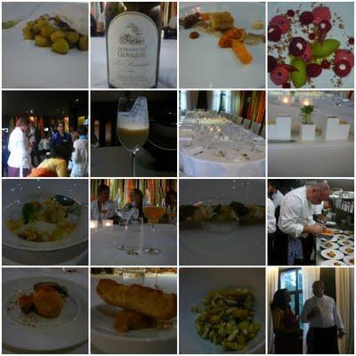Un soirée au restaurant De Pastorale - An evening in the restaurant De Pastorale