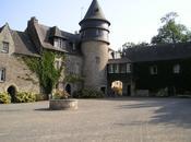 château porte neuve XVIe XIXe siècles Granite moëllons