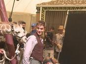 Nouvelles images Robert Pattinson dans l'eau pour éléphants