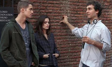 Rachel Bilson, Hayden Christensen & le cinéaste Doug Liman