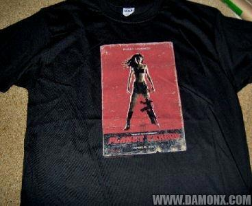[Commande] T-Shirt Grindhouse Planet Terror