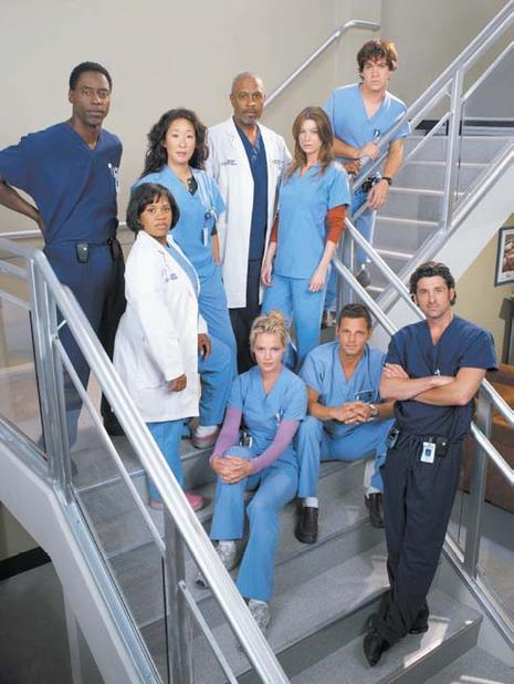 Grey's Anatomy - Fiche d'Introduction