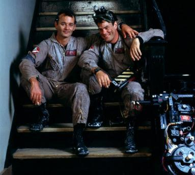 Ghosbusters 3 : Ils reviendront avec ou sans Bill Murray …