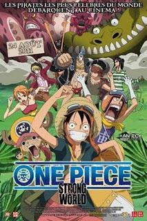 Cinéma One Piece Strong World / Captain America
