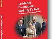 Medef imaginé, Sarkozy fait casse code travail)