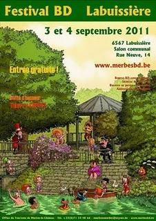 Festivals BD de l'été 2011 (épisode 11)