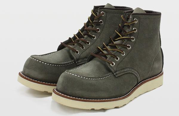 RED WING FOR NIGEL CABOURN – 8139 SAGE MOHAVE 6 INCH CLASSIC WORK BOOT