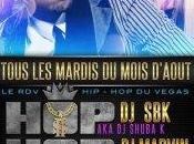 Hip-hop loves electro vegas (tous mardis)