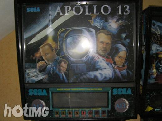 FLIPPER APOLLO 13 à 800 Euros !