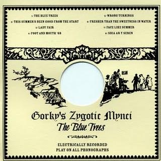 Gorky's Zygotic Mynci - The Blue Trees (2000)