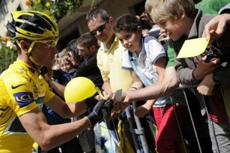 Thomas Voeckler, photo de Lionel Bonaventure AFP