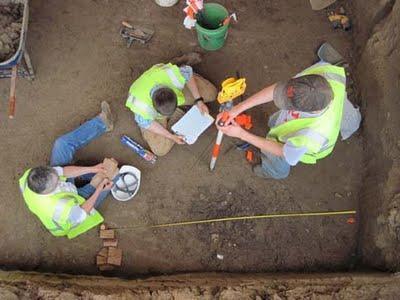 Etats-Unis: un site archéologique vieux de 7000 ans particulièrement bien conservé