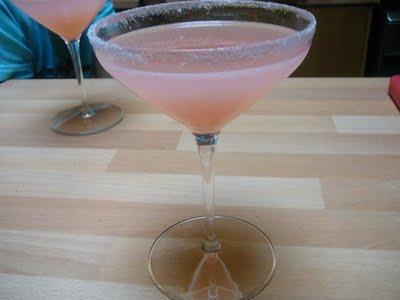 Cocktail Spicy Pink