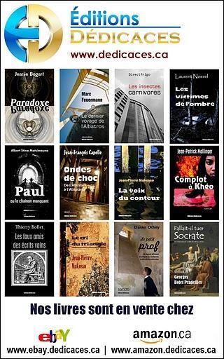 Les Éditions Dédicaces s'offrent une publicité dans le Bottin et l'Agenda 2012 de l'association « Faites affaires avec le patron » (FAAP)