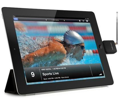 EyeTV Mobile : un tuner TNT pour iPad 2