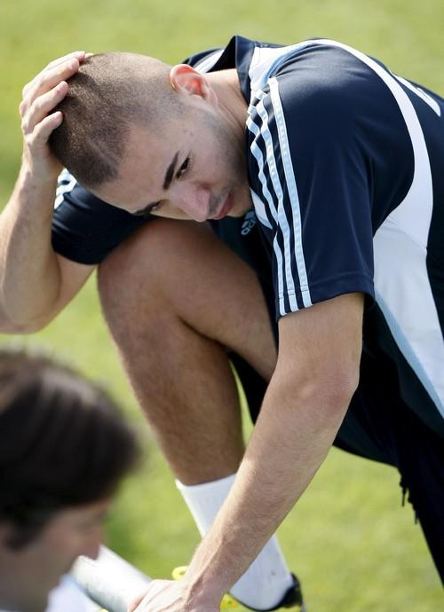 [Karim Benzema]: The Sexy Football Player (S.D.H)