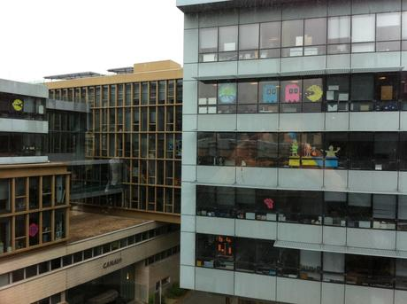 La post-it war débarque à Lyon !