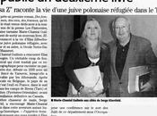 L'auteur Marie-Chantal Guilmin obtient article presse dans quotidien Midi Libre août 2011)