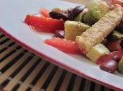 Salade mexicaine tempeh