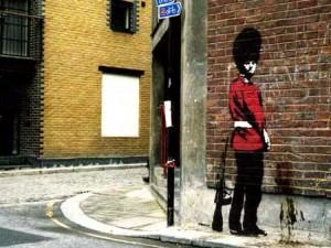 BANKSY – The Great Communicator !