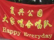 Dixième année Chine, c'est parti