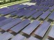 Centrale photovoltaïque parking