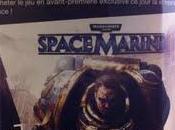 Warhammer Space Marine avant première FNAC