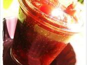 Chutney figues, poivrons vinaigre