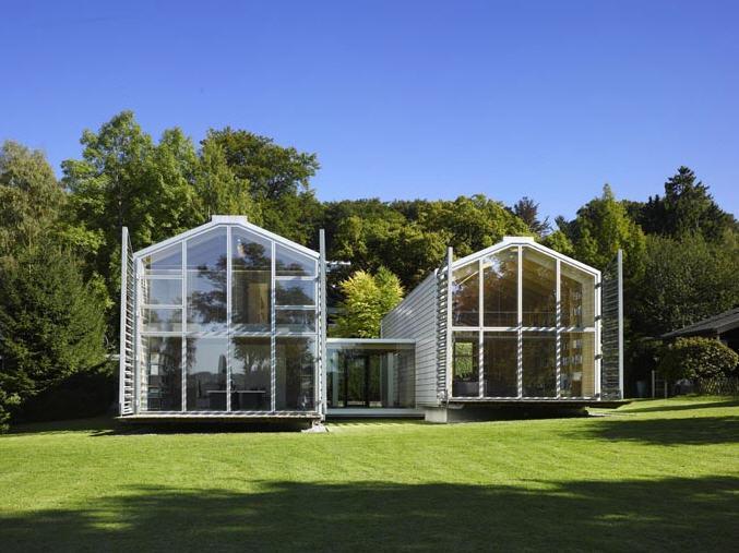 Une Maison En Bois En Allemagne Paperblog
