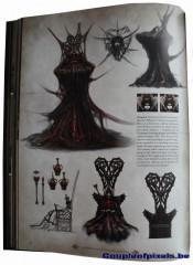 alice : madness returns,epic weapons,vorpal blade,artbook,réplique,craquage