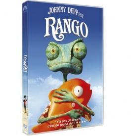 Test DVD – Rango
