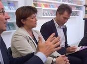 Martine Aubry veut d'Hadopi contre taxe euro