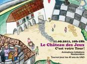 Château Jeux, c'est votre Tour: 3ème édition dimanche avec tournoi d'UNO