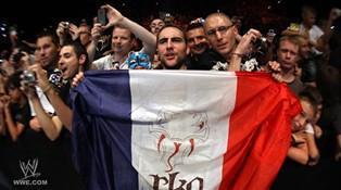 Smackdown World Tour 2011 est à Paris