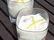 Tiramisu citron, menthe...