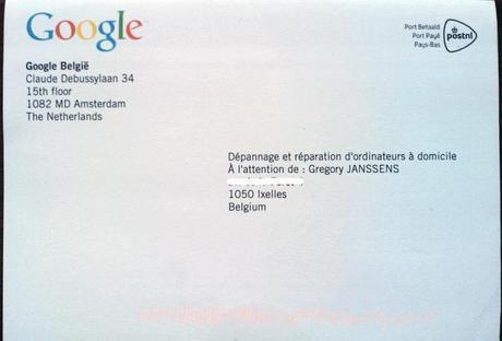 Récupérer la fiche de son magasin sur Google Adresses