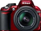Nikon D3100 look