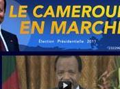Paul Biya, ligne site Internet campagne