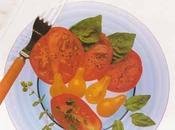 Medley tomates, basilic marjolaine