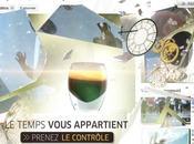 Publicité interactive Carte Noire