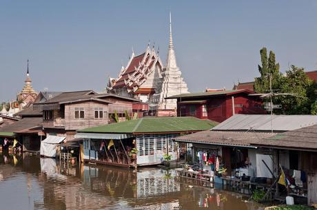 Un expatrié au coeur de la Thailande.
