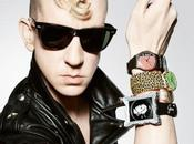 Jeremy Scott Swatch Fashion collection
