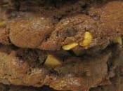 Biscuits: CoOkies façon Snickers: Chocolats lait noir, cacahuètes salées