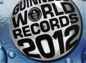 Rihanna, Lady Gaga Adèle rejoignent 2012 Guinness Book World Records