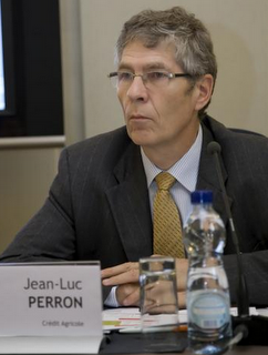 Jean-Luc Perron Grameen Credit Agricole