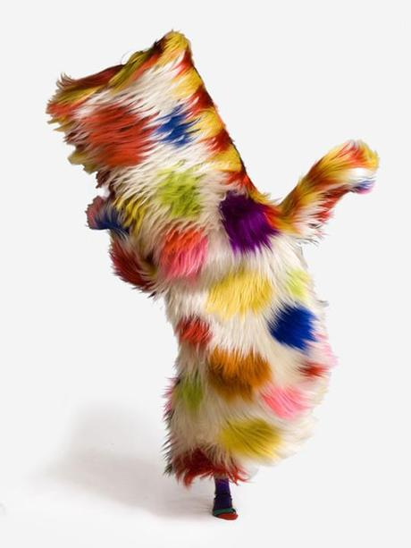 Sculpture by Nick Cave