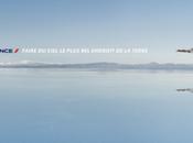 France, faire ciel plus endroit Terre.