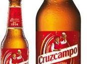 Cruzcampo, bière goût soleil