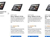 Sony Tablet déjà disponible