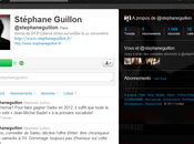 Stéphane Guillon Twitter